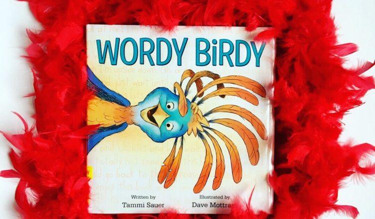 Wordy Birdy by Tammi Sauer | LibraryMom